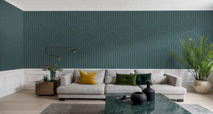 10 Expert Tips for Choosing the Right Wallpaper for Your Living Room
