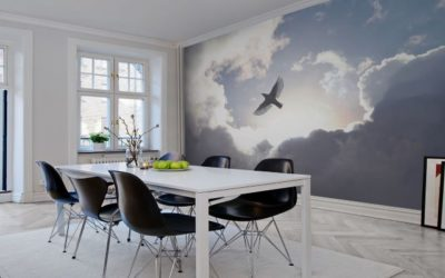 5 Steps to Choosing the Right Wallpaper for Your Dining Room