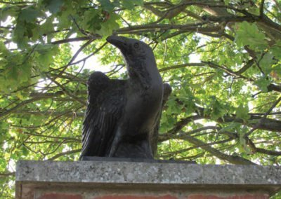 Ravens Exterior