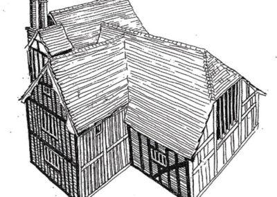 Ravens Manor Exterior